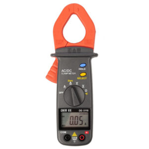 Amp Clamp with Voltmeter Powerhand