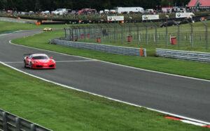 Ferrari On Track