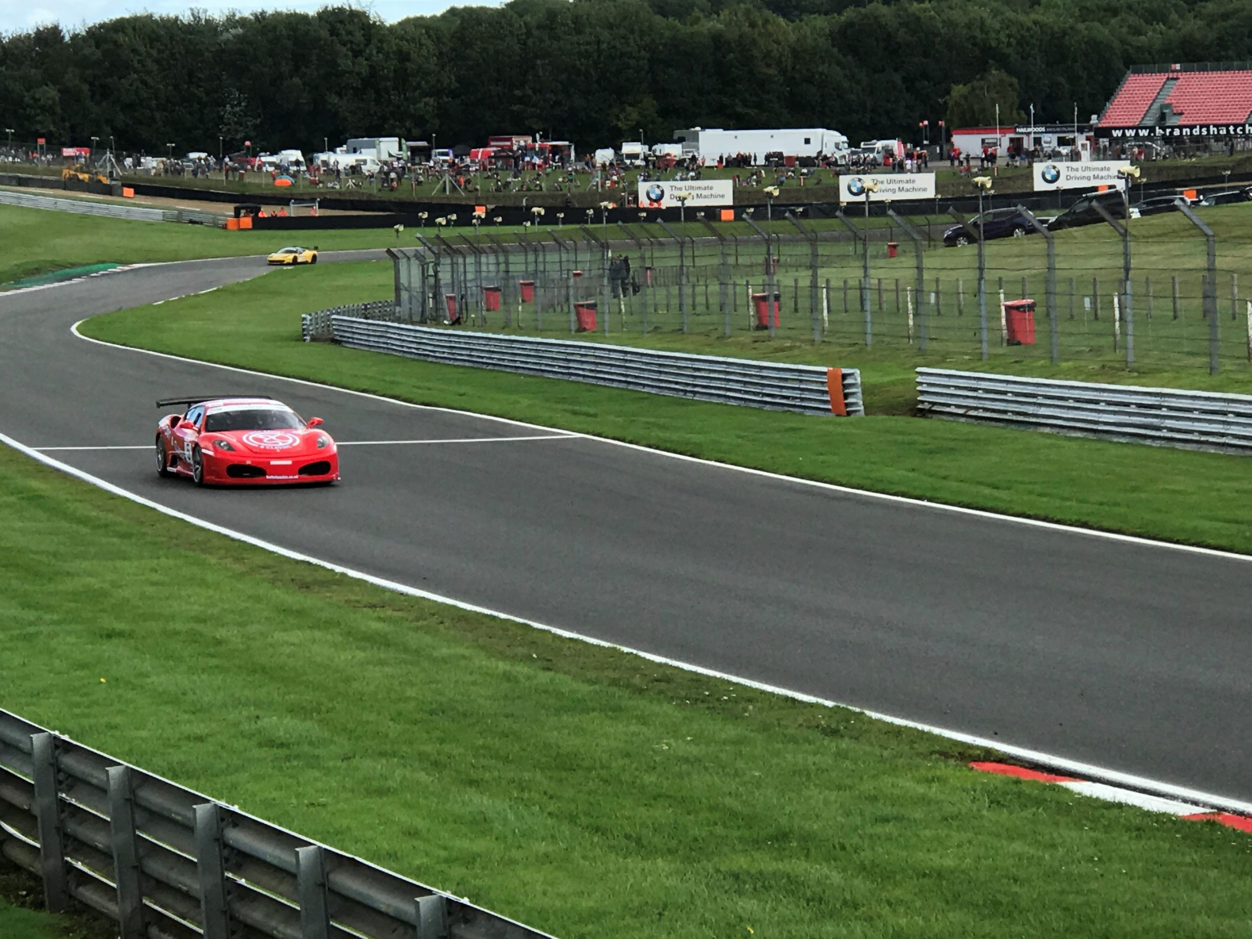 Festival Italia at Brands Hatch
