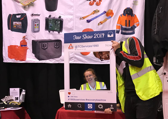 Recovery Equipment at Tow Show 2019